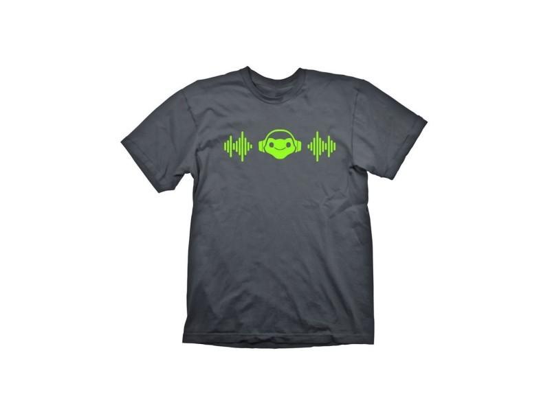 Gaya - tee-shirt overwatch lucios beat