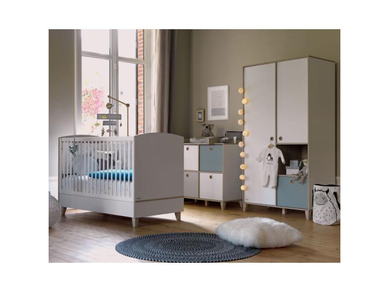 Chambre bébé complète - nours - l 9 x l 9 x h 9 - neuf