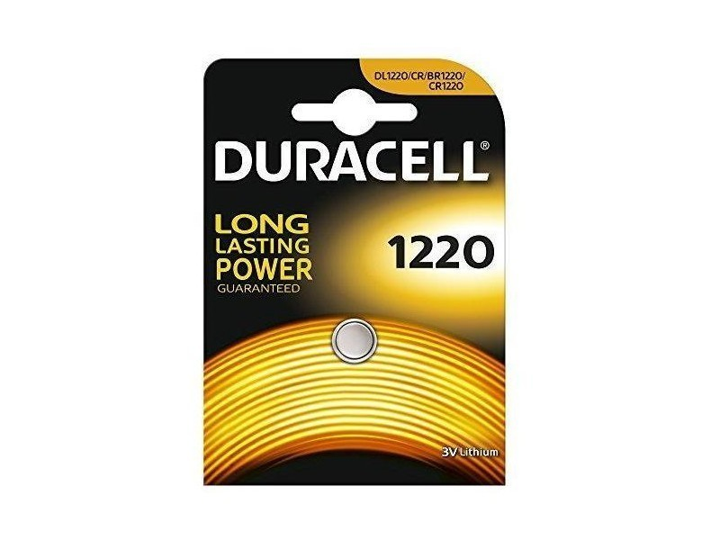 Duracell - blister 1 pile electronics 1220 092403030