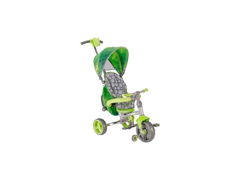 Strolly -tricycle evolutif strolly compact - vert - Vente de ...