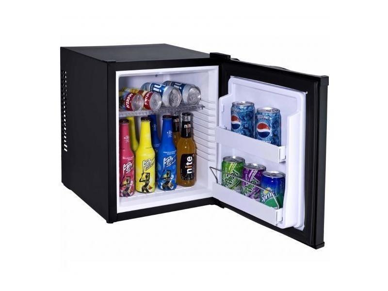 Réfrigérateur de 28 litres noir