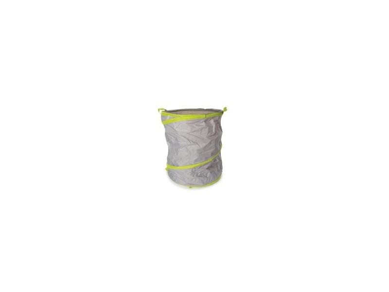 Sac de jardin pliable - polyester + pvc - 85 l VELLGBPOP85