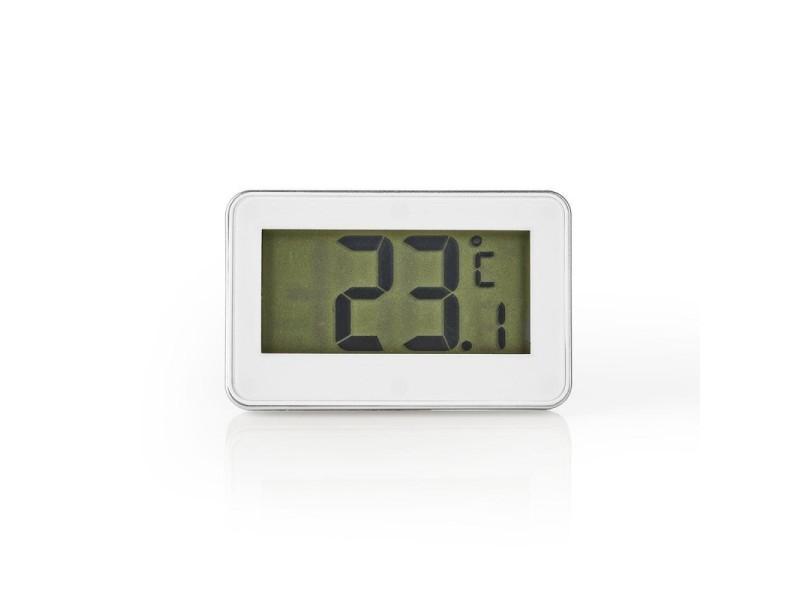 Thermomètre pour réfrigérateur -20 - +50 °c affichage numérique