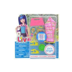 Accessoires pour poupée liv : liv'n bright