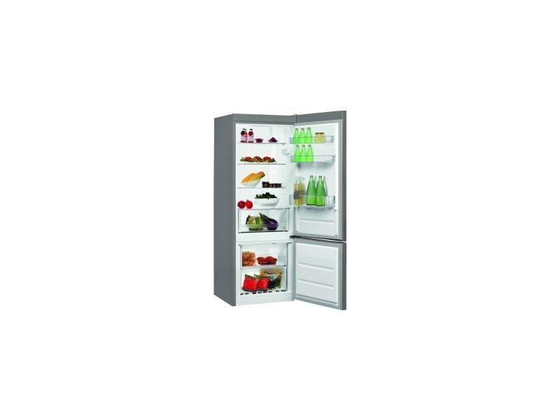 réfrigérateur combiné 60cm 271l a+ statique inox - blf5001ox