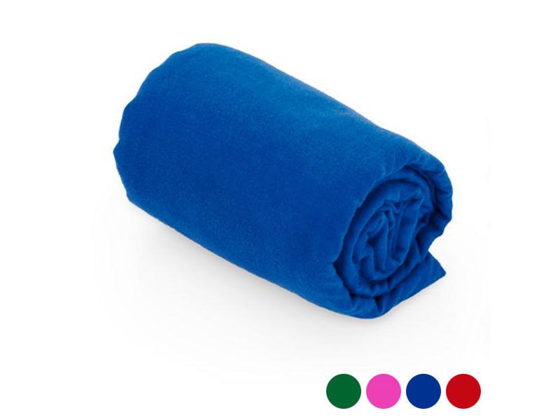 Accessoires de football superbe couleur fuchsia serviette en microfibre (138 x 72 cm) 147065