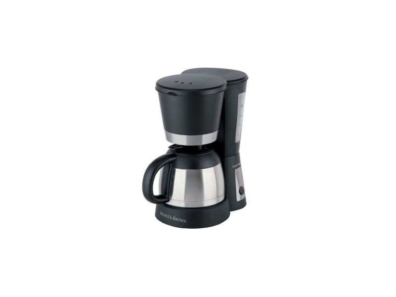 Cafetière isotherme 10 tasses 800w - fa833 WBROWNFA833