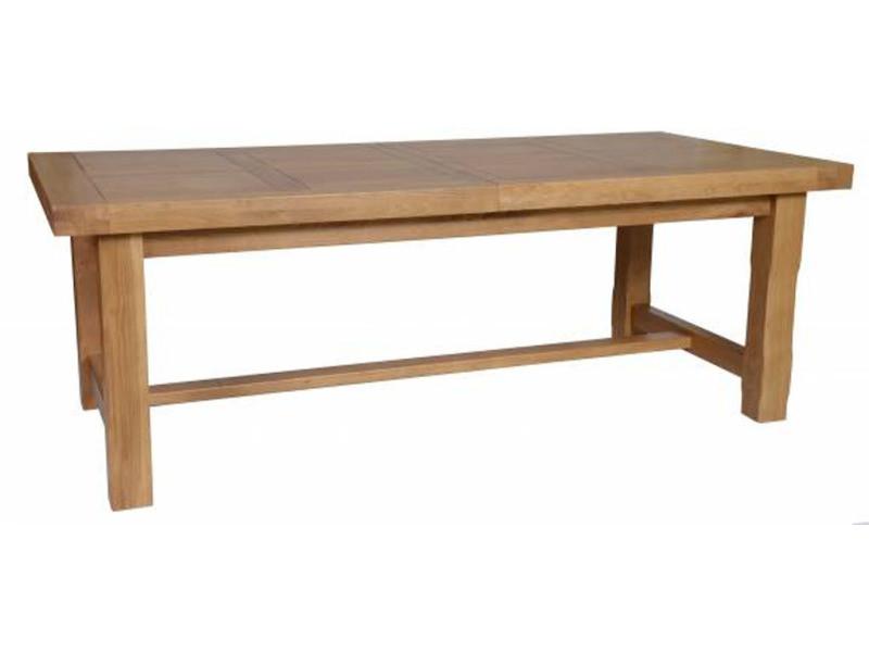 Table ferme 100% chêne cantal 220 890€