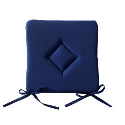 Galette chaise 40x40cm ciel orage