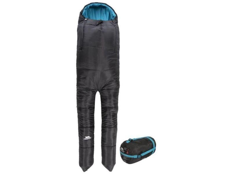 Sac de couchage - duvet sac de couchage bipod noir
