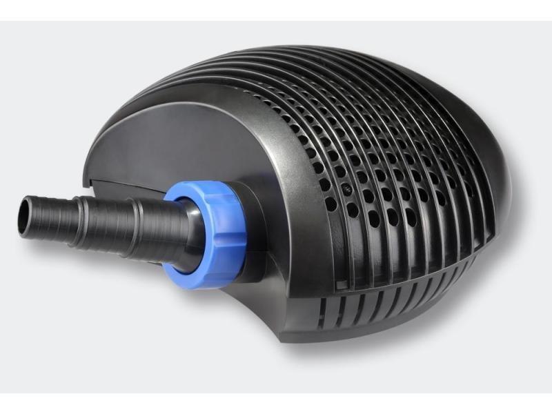 Pompe à eau de bassin filtre filtration cours d'eau eco 7000l/h 50 watts helloshop26 4216039