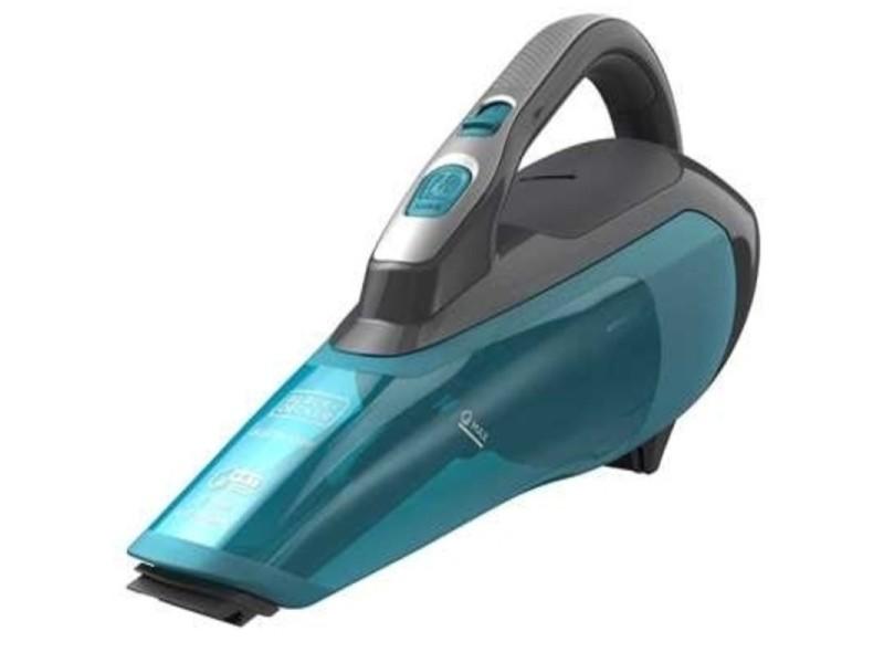 Black+decker wda320j-qw aspirateur a main eau&poussieres - 10,8v - bleu