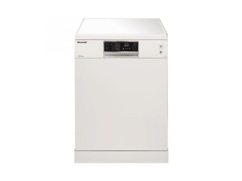 Lave-vaisselle pose libre brandt 13 couverts 60cm a+++, brandfh13534w BRANDFH13534W
