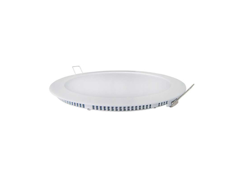 Spot led encastrable extra plat 6w blanc - blanc naturel 4200k EC-3220
