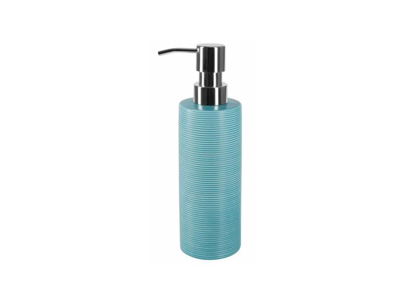 Tube distributeur de savon gres - 21,5x6x6 cm - acqua