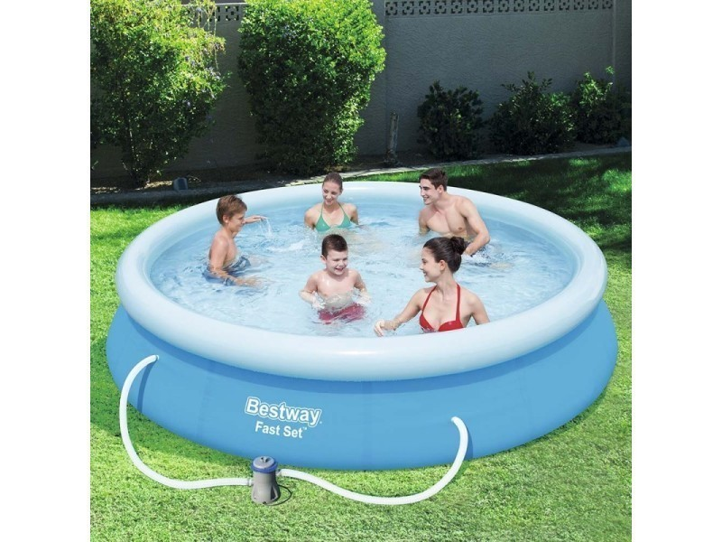 Piscine autoportante ronde x m 412363 for Piscine bestway 3 66