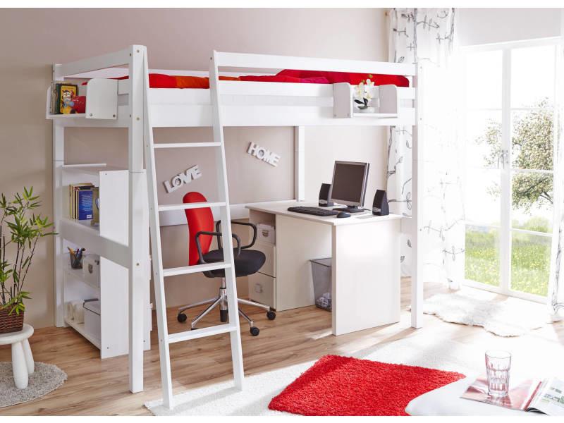 lit double ou simple 1 ou 2 couchage en hauteur grand. Black Bedroom Furniture Sets. Home Design Ideas