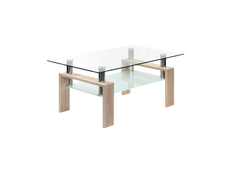 Porter - table basse wood