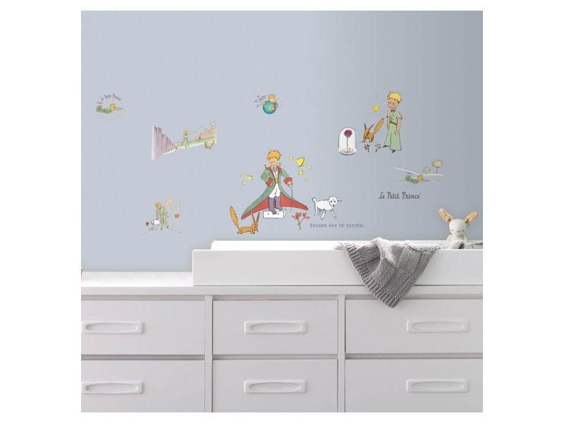 26 Stickers Le Petit Prince - Vente De Chambre Complète - Conforama
