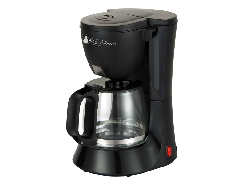 Cafetiere 10 - 12 tasses black pear bcm112