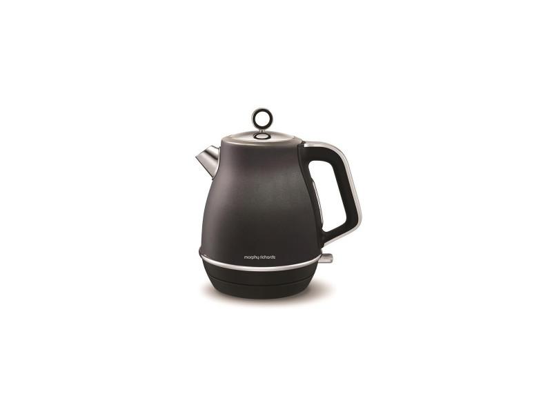 Bouilloire sans fil 1.5l 2200w noir - m104405ee m104405ee