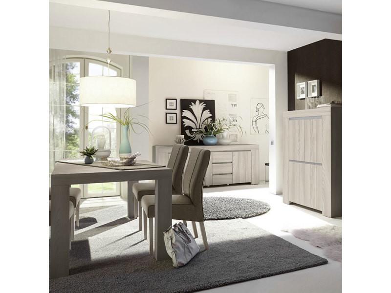 Salle à manger moderne couleur bois clair murano - Vente de ...