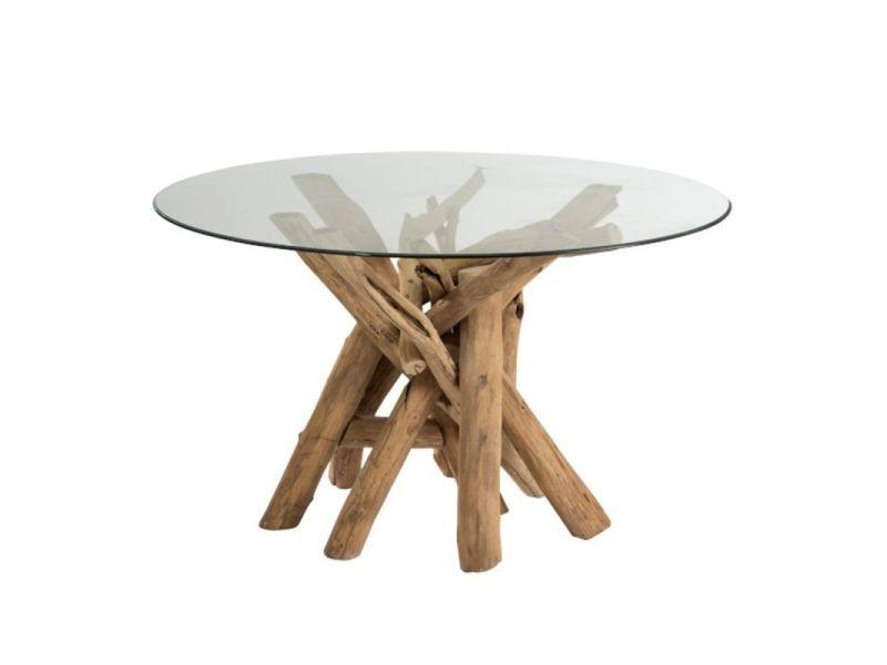 Paris prix - table de repas en bois \