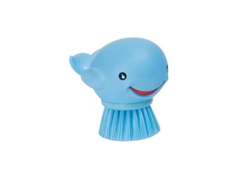 Brosse baleine bleue