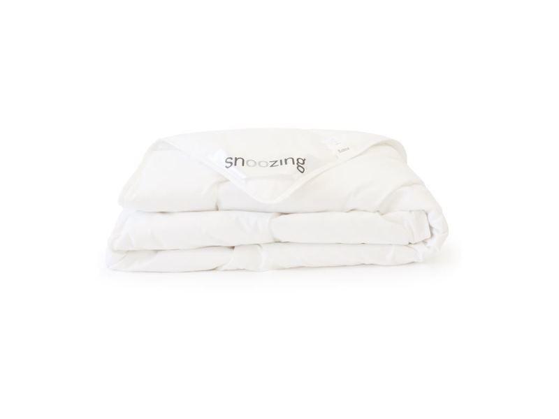Snoozing mont blanc - couette - 100% duvet d'oie - 200x200 cm SMUL100174293