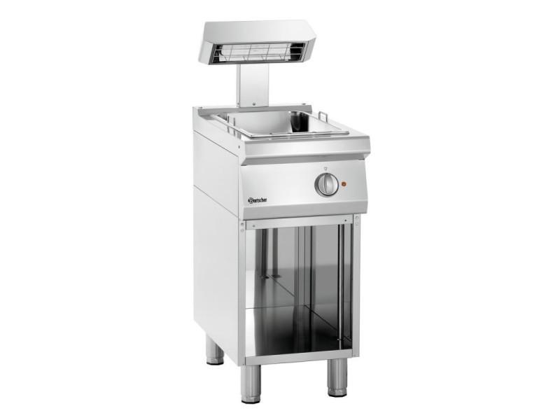 Chauffe frites professionnel - gamme 700 - bartscher - 700