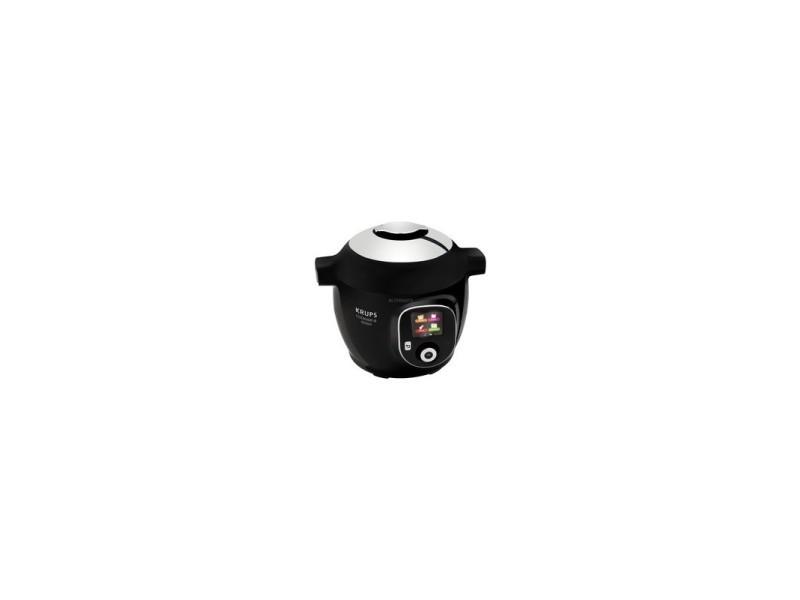 Multicuiseur krups cz7158 cook4me+ connect 1600w noir CZ7158
