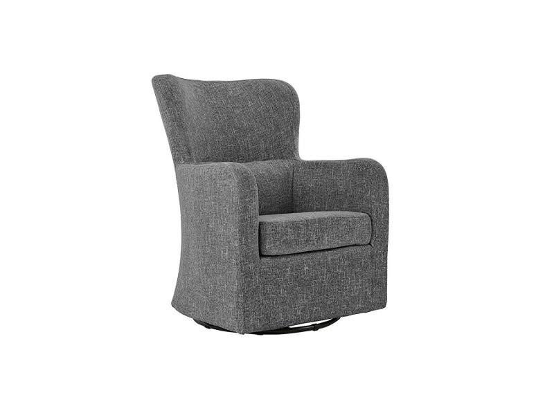 Pivotant Tissu Futuriste Fauteuil Design Louane Moderne 7b6gyvYf