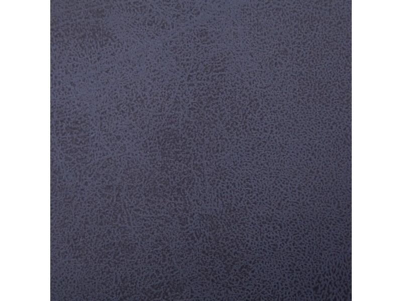 Vidaxl chaises de salle à manger 4 pcs gris similicuir daim