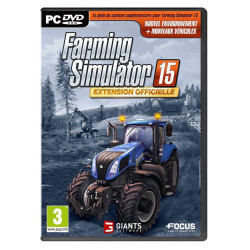 Farming simulator 15 extension officielle pc