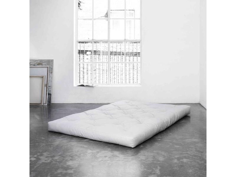Matelas futon écru 15 cm comfort 180x200