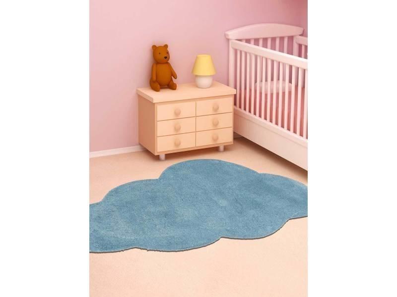 Nuage bleu 80 x 140 cm tapis pour enfants chambre par ...