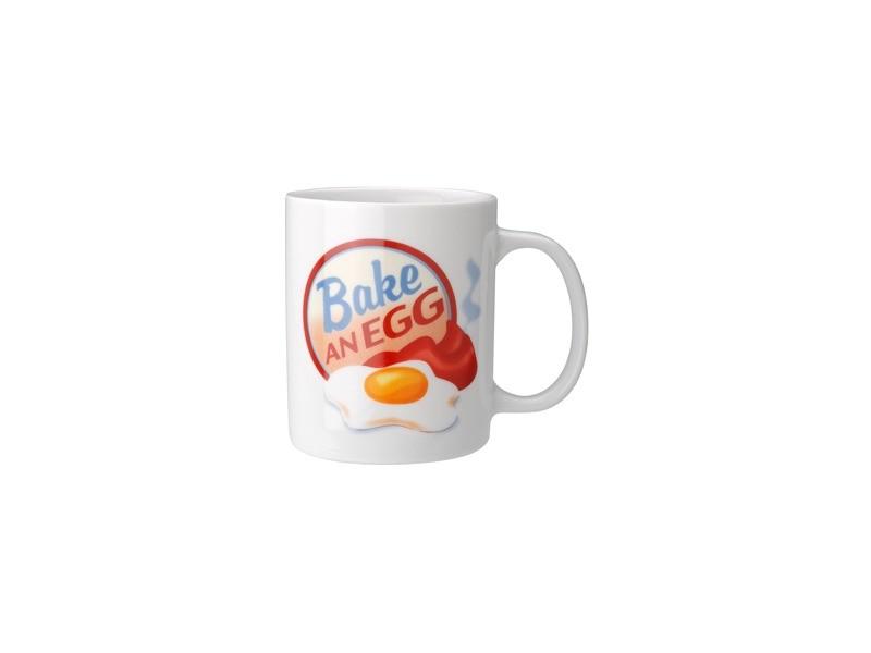 Mug bake an egg