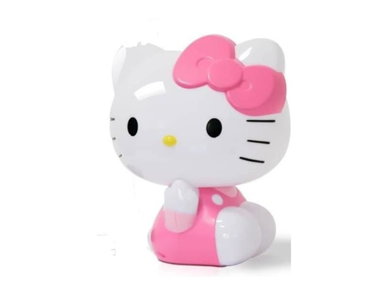 Super Hello kitty veilleuse à led hello kitty 10 cm - Vente de Lampe JQ25