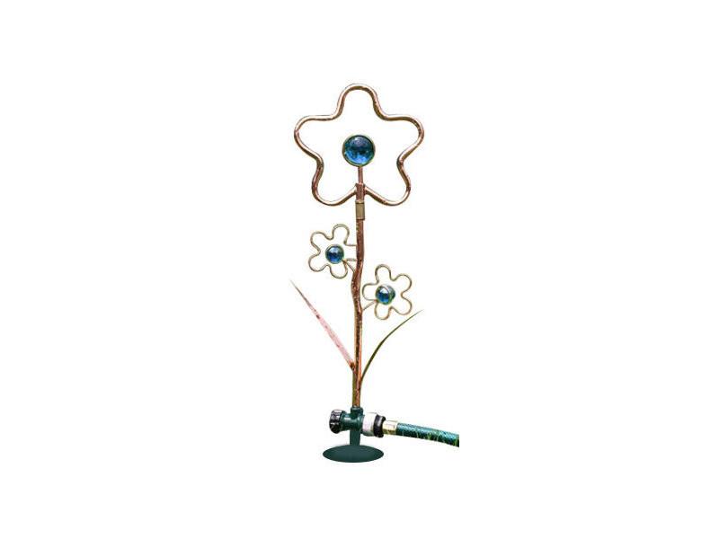 Arroseur rotatif métal motif fleur bouquet vintage – suan RETRO ARM23HO42