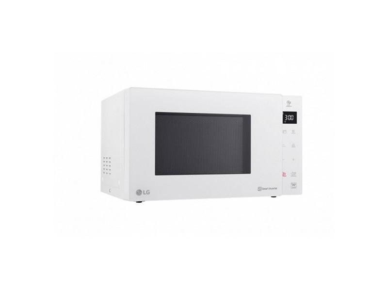Micro ondes avec grill 25 l 1000w blanc 900 w - decongeler et chauffer rapidement les aliments