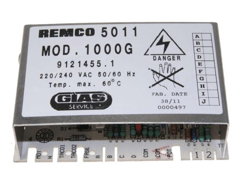 Module de puissance pour lave linge rosieres - 91214551