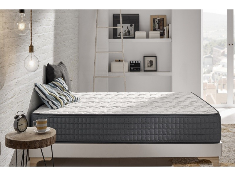 Matelas Visco Graphene 135x200 Cm Mémoire De Forme Visco Graphene