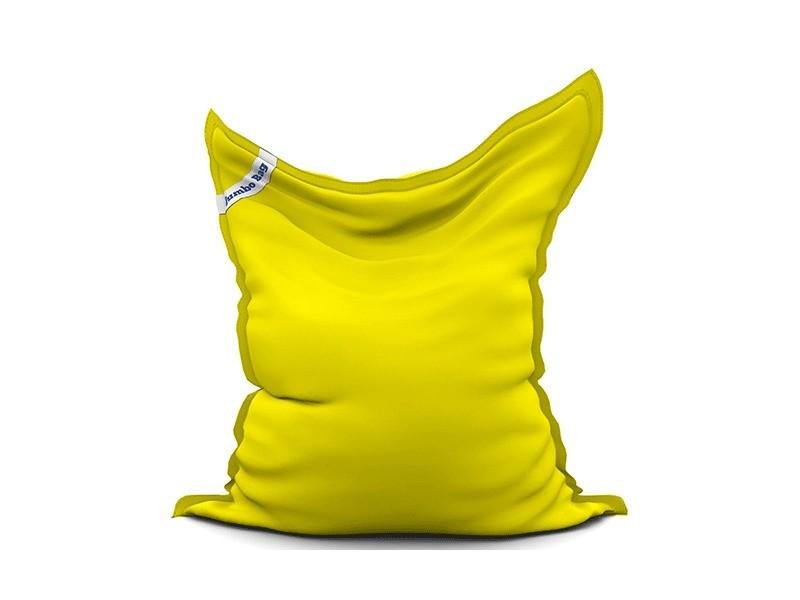Coussin de sol jumbo bag jaune