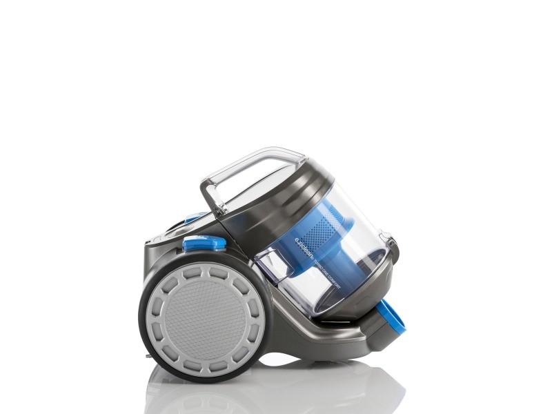 E.ziclean aspirateur sans sac turbo one confort - 75 db - 700 w - aaa - gris EZI3760190144317