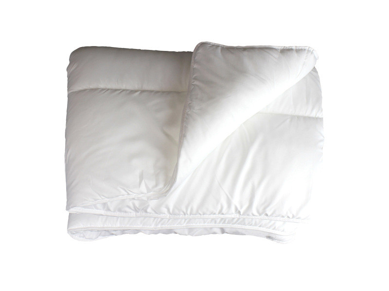 Couette 300 gr côme blanc 140x200 cm \