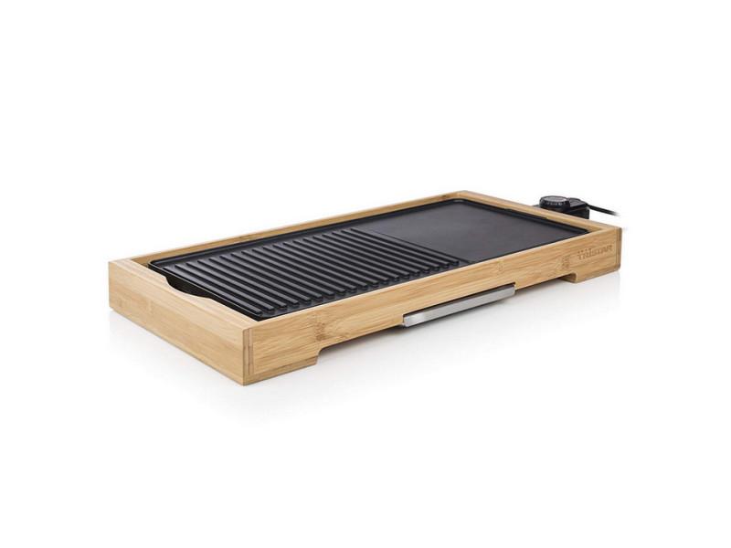 Plancha gril électrique 2200w 51x25,4cm - bp-2641 bp-2641
