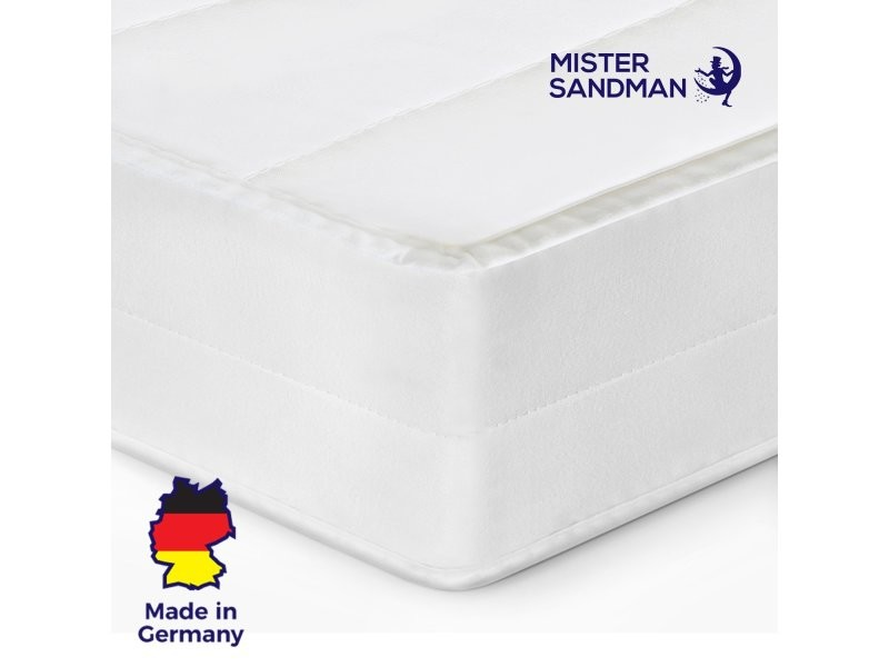 Matelas 160x220 matelas housse lavable hypoallergénique réversible sommeil réparateur matelas pas cher, épaisseur 15 cm.