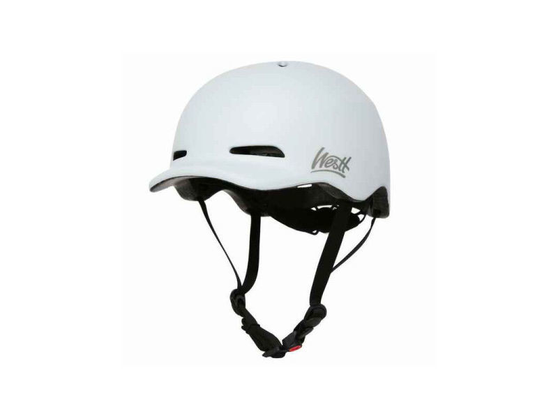 Casque westt w-207 universel adultes blanc (refurbished a+)