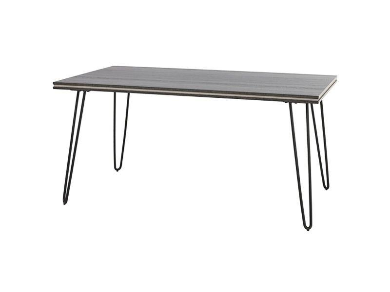 Asca table rectangulaire cm vente de altobuy conforama