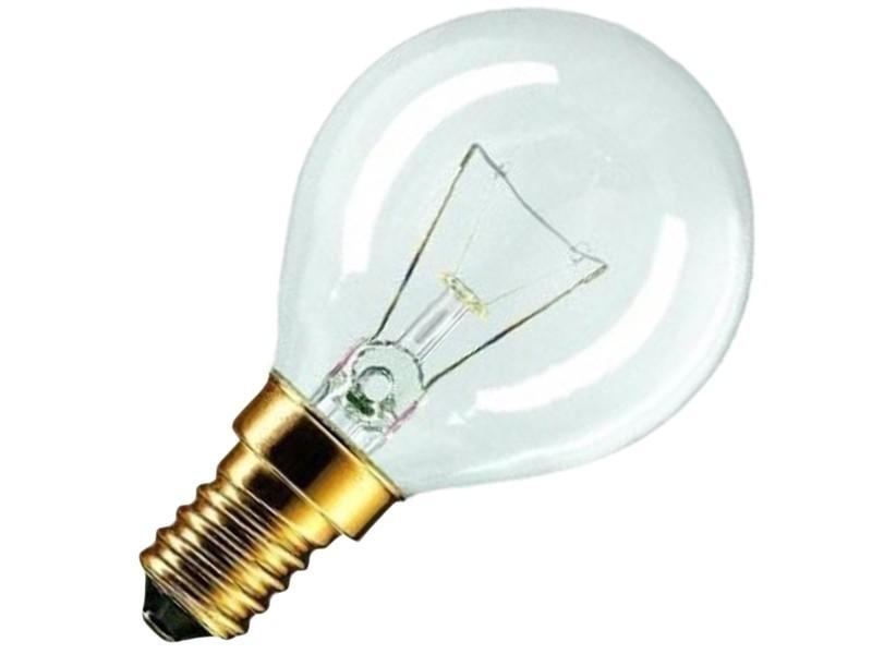 Ampoule e14 40w 300°c four micro-ondes bosch 00057874